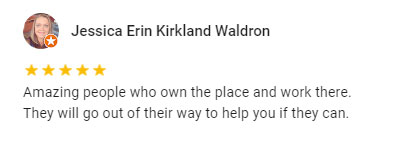 Jessica Erin Kirkland Waldron Testimonial